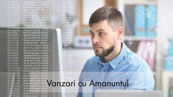 consultant vanzari